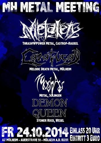 Metal Meeting 24.10.14