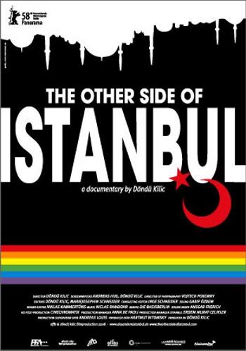"""Flyer zum Film """"Das andere Istanbul"""""""